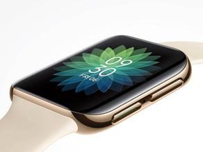 OPPO的智能手錶要來了,不過它又是一個Apple Watch的追隨者