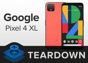 iFixit Google Pixel 4 XL手機完整拆機報告:除了Soli雷達芯片,還有神秘的三星記憶體