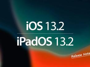 """蘋果發布iOS 13.2系統更新:支持AirPods Pro、""""修復""""共享Siri音頻錄音""""Bug"""""""