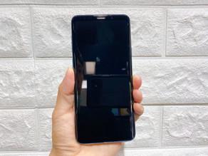 【IDEOLOGY】Samsung Galaxy S9 / S9+ 曲面視野超清晰 全透明滿膠玻璃貼超服貼不卡塵 3D完美防護