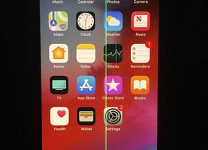 【IDeology 手機維修】iPhone X 螢幕災情