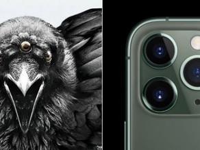 被玩壞的iPhone11,浴霸三攝像頭引網友惡搞