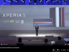 SONY IFA 2019 新機曝光:不是Xperia2是Xperia5