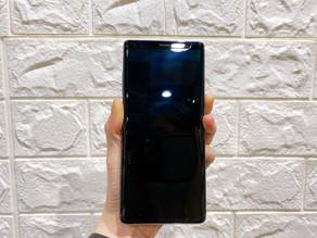 【IDEOLOGY】Samsung Galaxy Note 8 微縮版 曲面視野超清晰 全透明滿膠玻璃貼超服貼不卡塵 3D完美防護