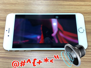 【iDeology 手機維修】iPhone 揚聲器喇叭音量異常產生爆音問題
