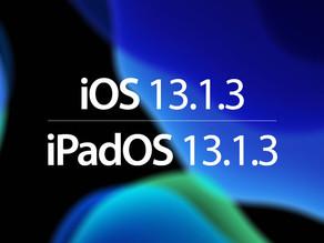 蘋果更新iOS13.1.3 終於能備份語音了,並修復各種Bug