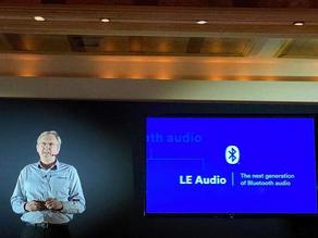藍牙低功耗音頻最新標準公佈,未來20年音頻行業將迎來重大變革