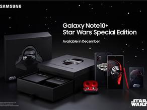 三星推出Note10+星球大戰特別版