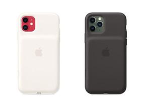 蘋果推出iPhone11 系列 聰穎電池殼,還支援拍照!