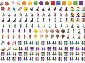 慶祝世界Emoji日,蘋果iOS 13.2 Beta 推出59個新Emoji表情