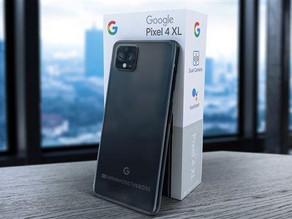 像極了iPhone11 Pro的Google Pixel 4 XL即將推出
