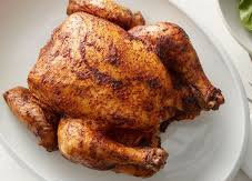 Smoked and cured Chicken