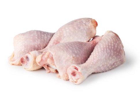 Chicken drumsticks per pound