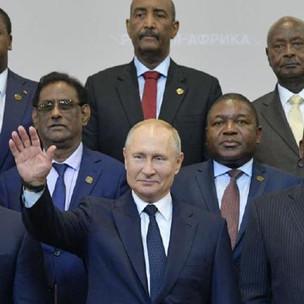 Apoyará Rusia a países africanos con dinero para alimentos