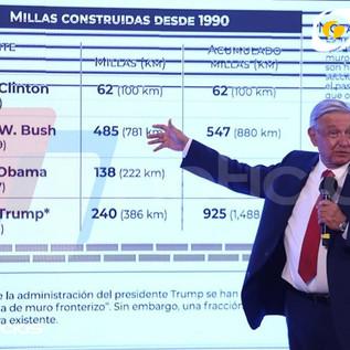 ¿Era George o Bill Clinton?