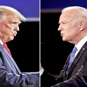 Chocan Trump y Biden por jaulas y niños separados