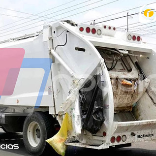 Recolección de basura sera únicamente en el turno vespertino.
