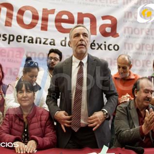 Video: Piden diputados de Morena ponerle un alto a Corral; no más deuda.