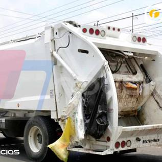 Suspenderán recolección de basura por las mañanas; Servicios Públicos.