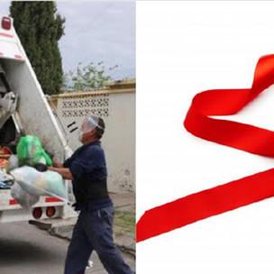 """""""Cuidémonos todos"""": piden recolectores separar desechos COVID"""