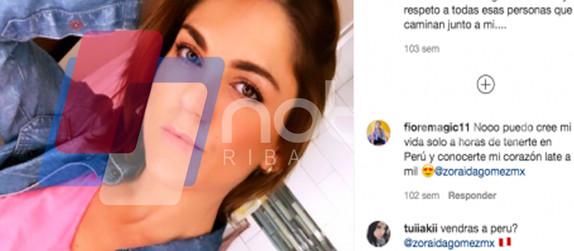 Hermana de Eleazar Gómez ofreció dinero por audio para perjudicar a Stephanie.