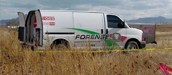 Encuentran cadáver en carretera Parral-Jiménez