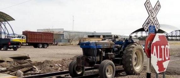 Resurge conflicto entre agricultores de Jiménez y la CFE.