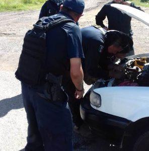 Buenos resultados con la vigilancia en carretera Jiménez-Parral