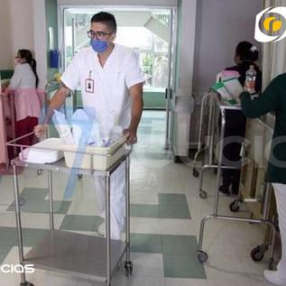 Han muerto 84 trabajadores de la salud por Covid-19.