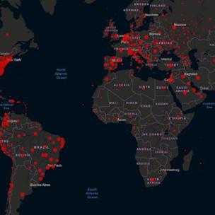 Alcanza coronavirus 50 millones contagios en todo el mundo