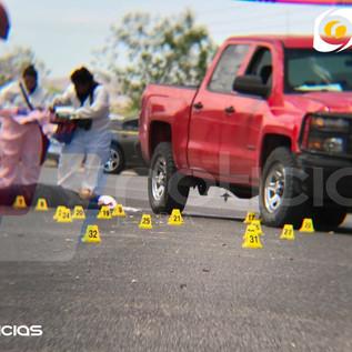 Localizan ejecutado al sur de la ciudad de Chihuahua.