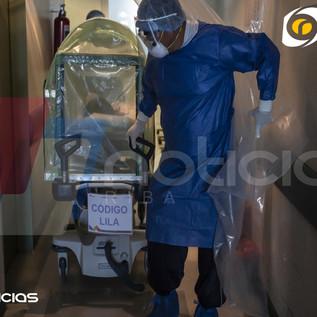 Mueren otras 5 personas por coronavirus en la ciudad.
