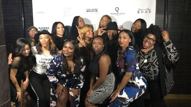 2018 #visionaryvoices love all these ladies. Believe us we will be doing great things with all of th