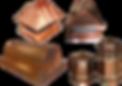 Chimney Caps, Chimney Pots, Hip & Ridge Chimney Cap, Chimney Decoration