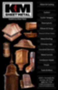 K&M Sheet Metal Material Catalog