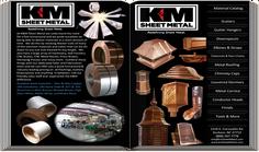Gutter Downspout Conductor Heads Durham Nc K Amp M Sheet Metal