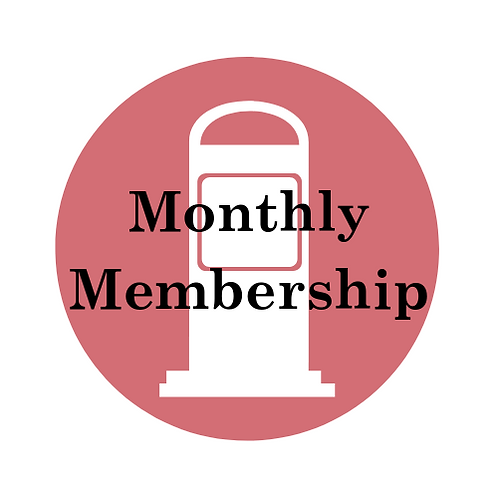 Monthly Membership - Twice a Week Fill-ups