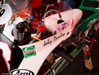 Joey Dunlop's Honda RS125