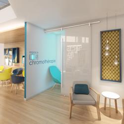 Institut Rafael - Chromothérapie