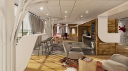 AXA - concept cafeteria 1