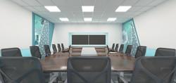 Covance Board-room