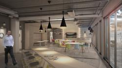 Cafeteria - Conception et rendu