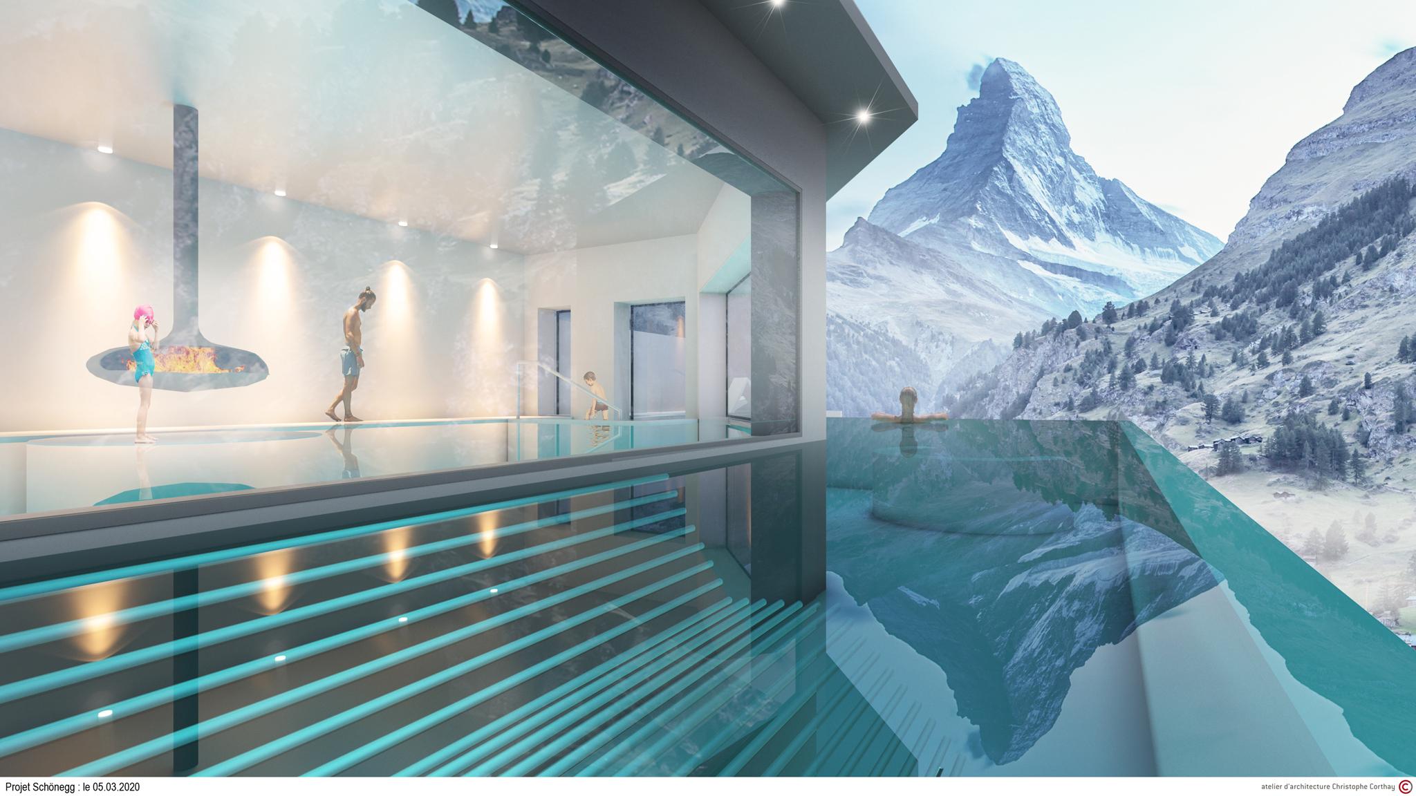Hôtel Schönegg - Zermatt