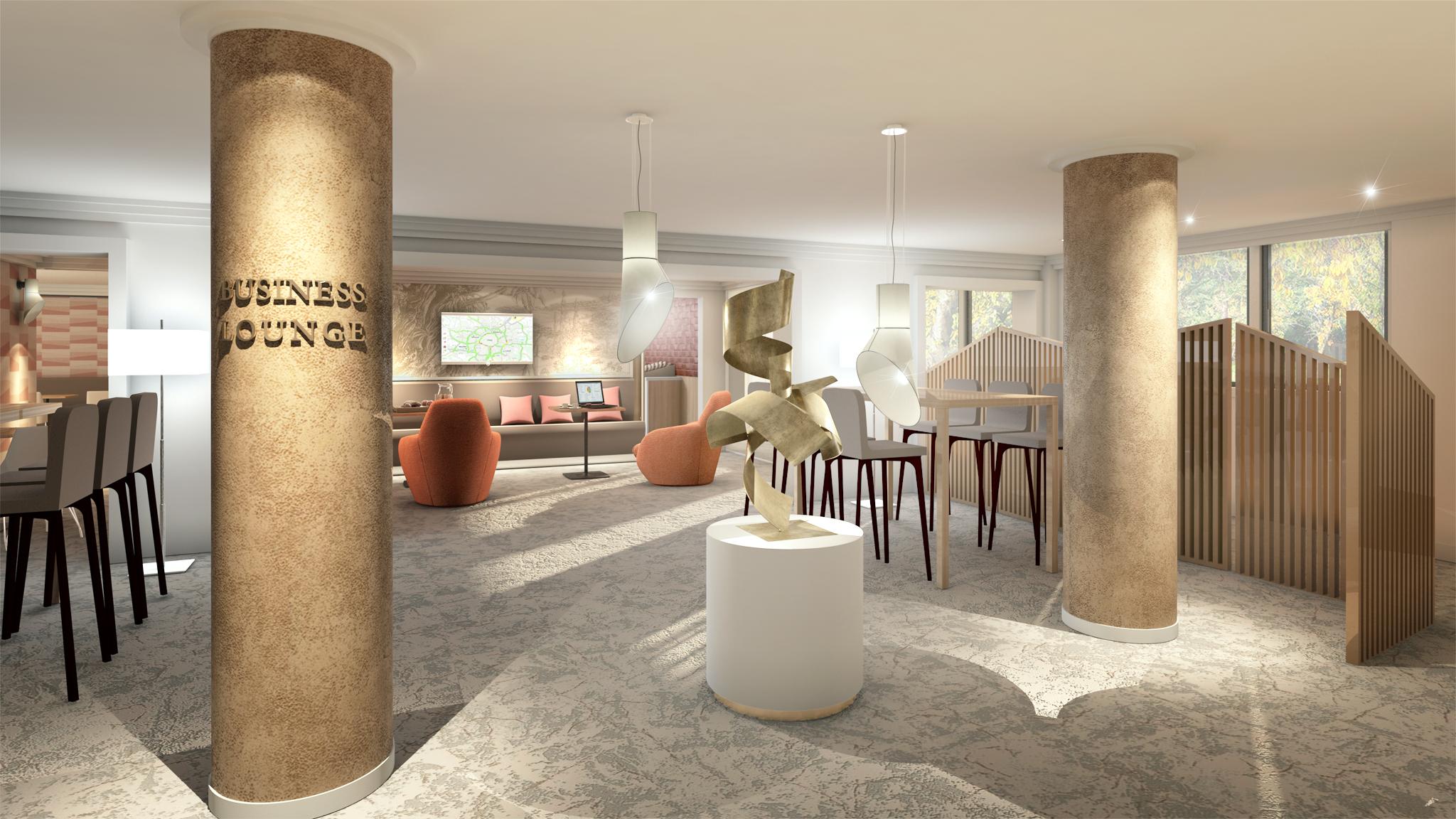 Hotel Evergreen - Hall