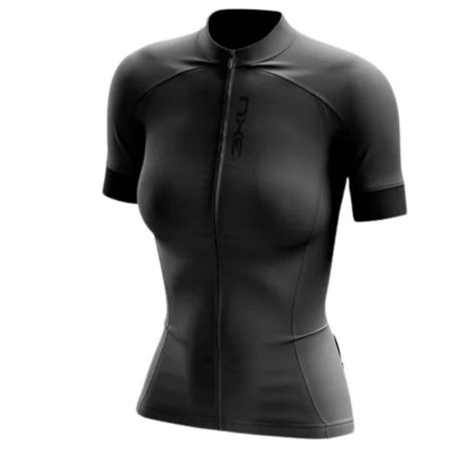 Camiseta Refactor 3XU Adrenalin Feminina Preta