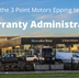 Automotive Warranty Administrator | Epping VIC
