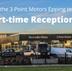Receptionist Part-time - Automotive Dealership