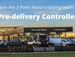 Pre-Delivery Controller job - 3 Point Motors Epping