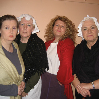 2  Rutherglen Rep cast of 'Bread and Blood'.JPG
