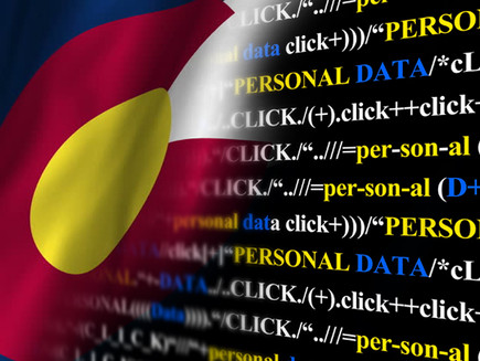 Colorado Enacts New Data Privacy and Data Breach Laws